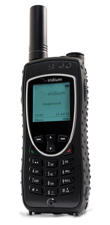 Iridium Extreme Pust to Talk Image